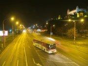 Featured gallery - Bratislava at night